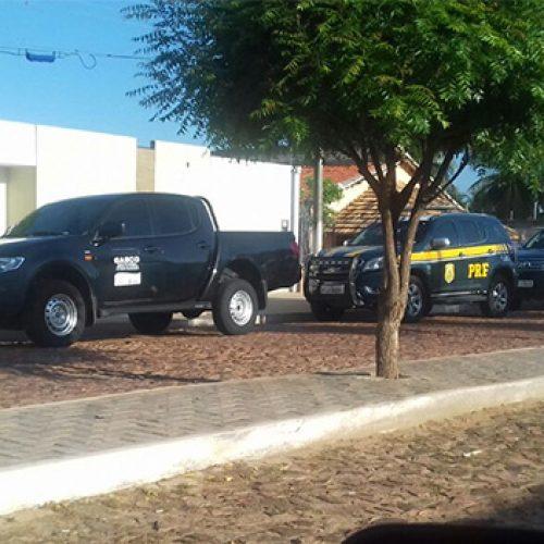 Operação Escamoteamento; Gaeco cumpre mandado em casa de prefeito