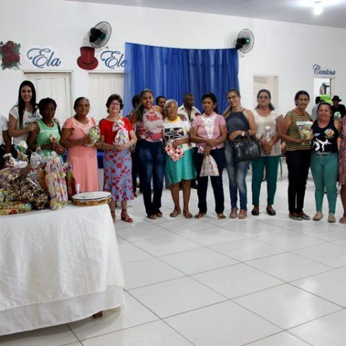 Pastoral da Pessoa Idosa e Assistência Social realizam evento em comemoração ao Dia do Idoso em Jaicós