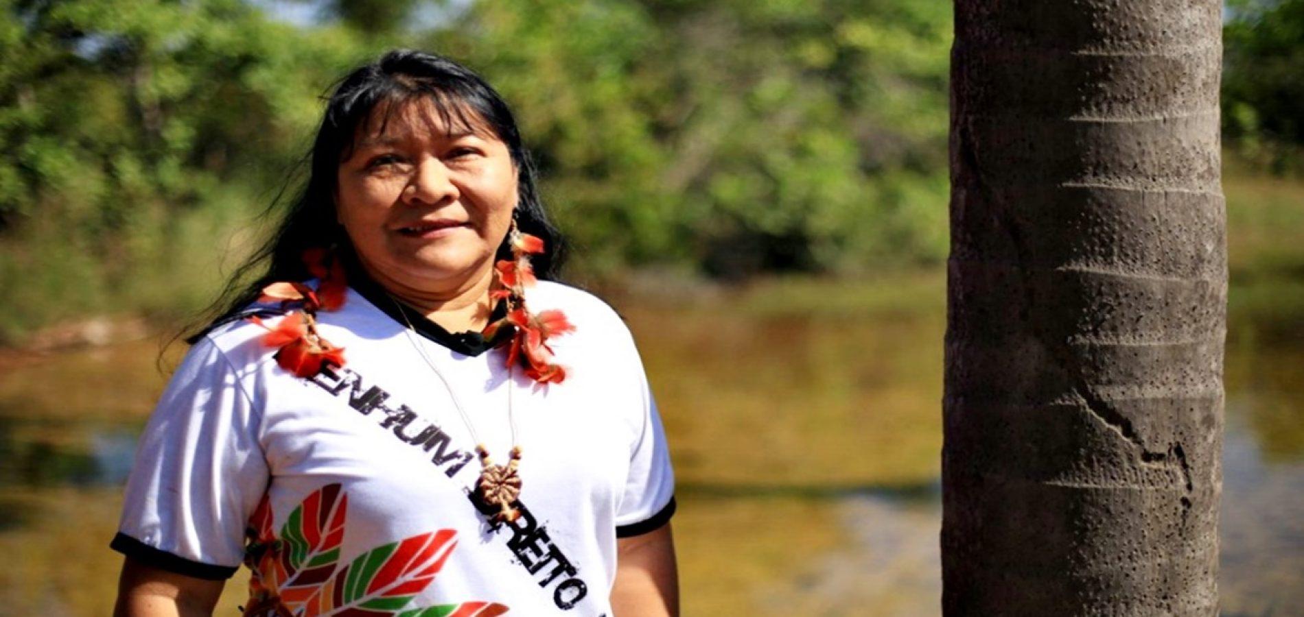 Como a primeira mulher indígena conquistou uma vaga na Câmara Federal