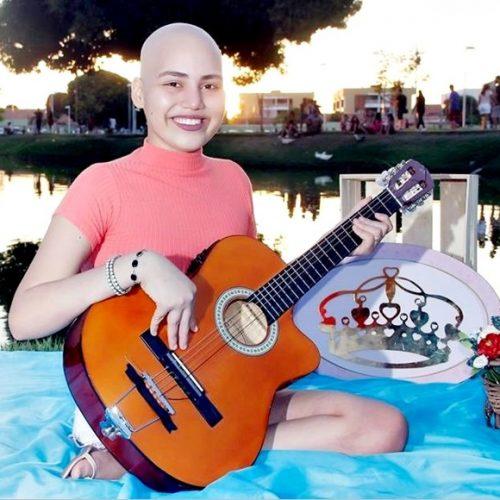 Adolescente piauiense vence luta contra o câncer e faz relato emocionante na internet