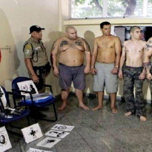 Neonazistas são presos em Niterói (RJ) por agressão a nordestino