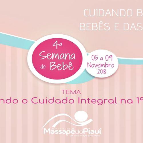 Votação no Facebook vai escolher Bebê Prefeito em Massapê do Piauí
