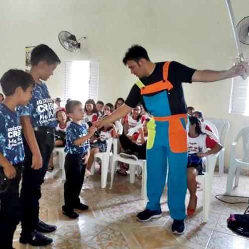 Igreja Evangélica Assembleia de Deus em Vila Nova do Piauí realiza 3º Congresso de Crianças
