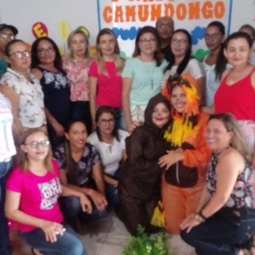 Educação de Massapê do PI promove IV Encontro Pedagógico da Educação Infantil