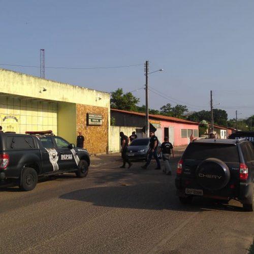 DEPRE deflagra Operação Caryocae e cumpre mandados no Piauí