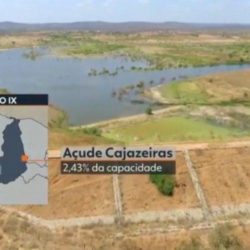 Reportagem da Globo mostra luta do sertanejo com a seca em  Fronteiras, Pio IX e região