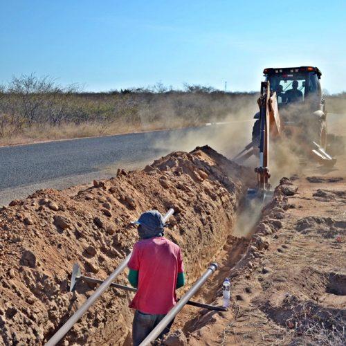 Projeto leva água e dignidade para moradores de comunidades rurais de Belém do Piauí