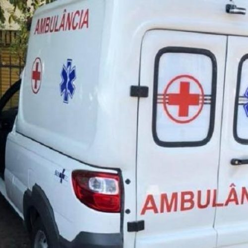 Duas pessoas morrem em colisão de moto e carro na BR-316