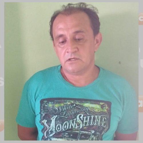 Polícia prende arrombador em Geminiano