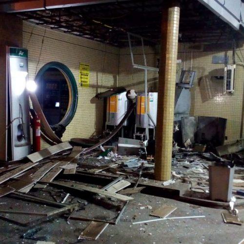 Terceiro suspeito de explodir caixa eletrônico é morto em confronto com a polícia