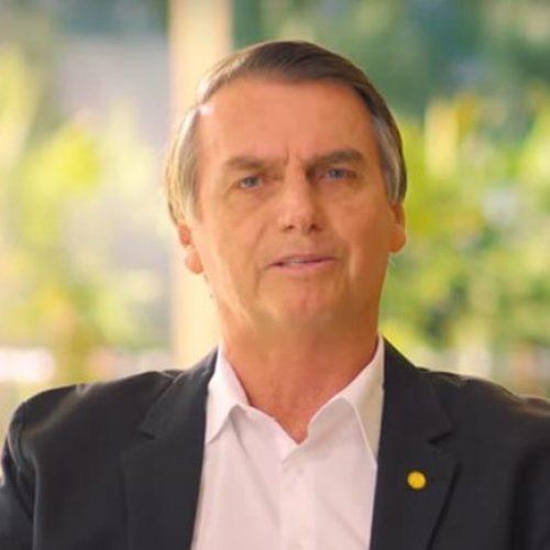 """""""Minha morte interessa a muita gente"""", diz Bolsonaro"""