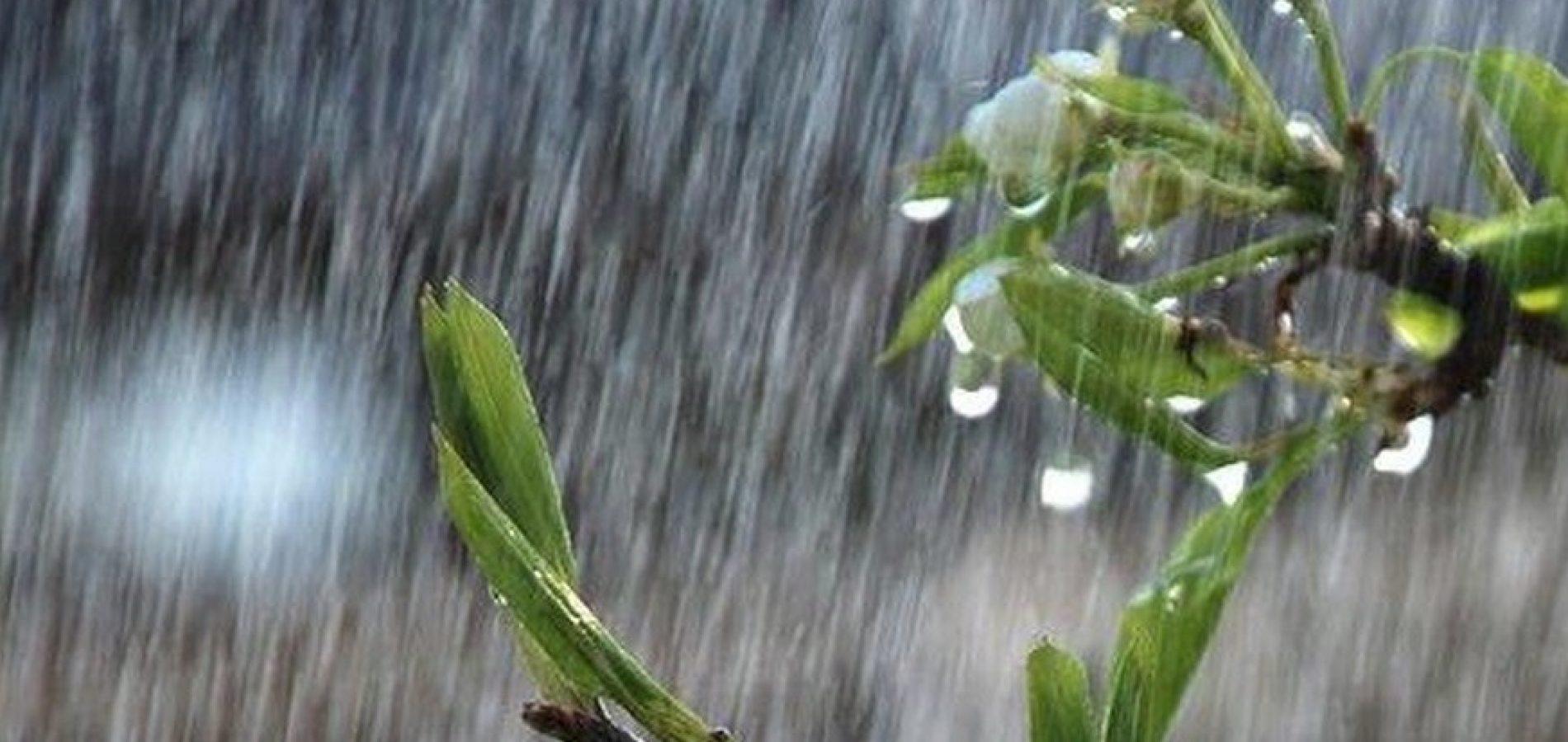 Semar prevê mais chuvas no Piauí até o final da semana