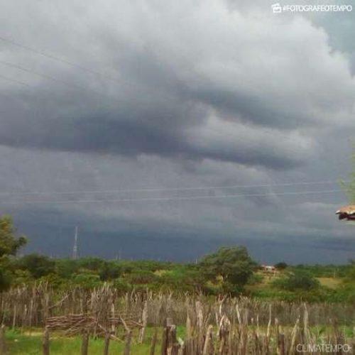 Nordeste terá chuva esta semana; previsão de fortes pancadas de chuva por todo Piauí