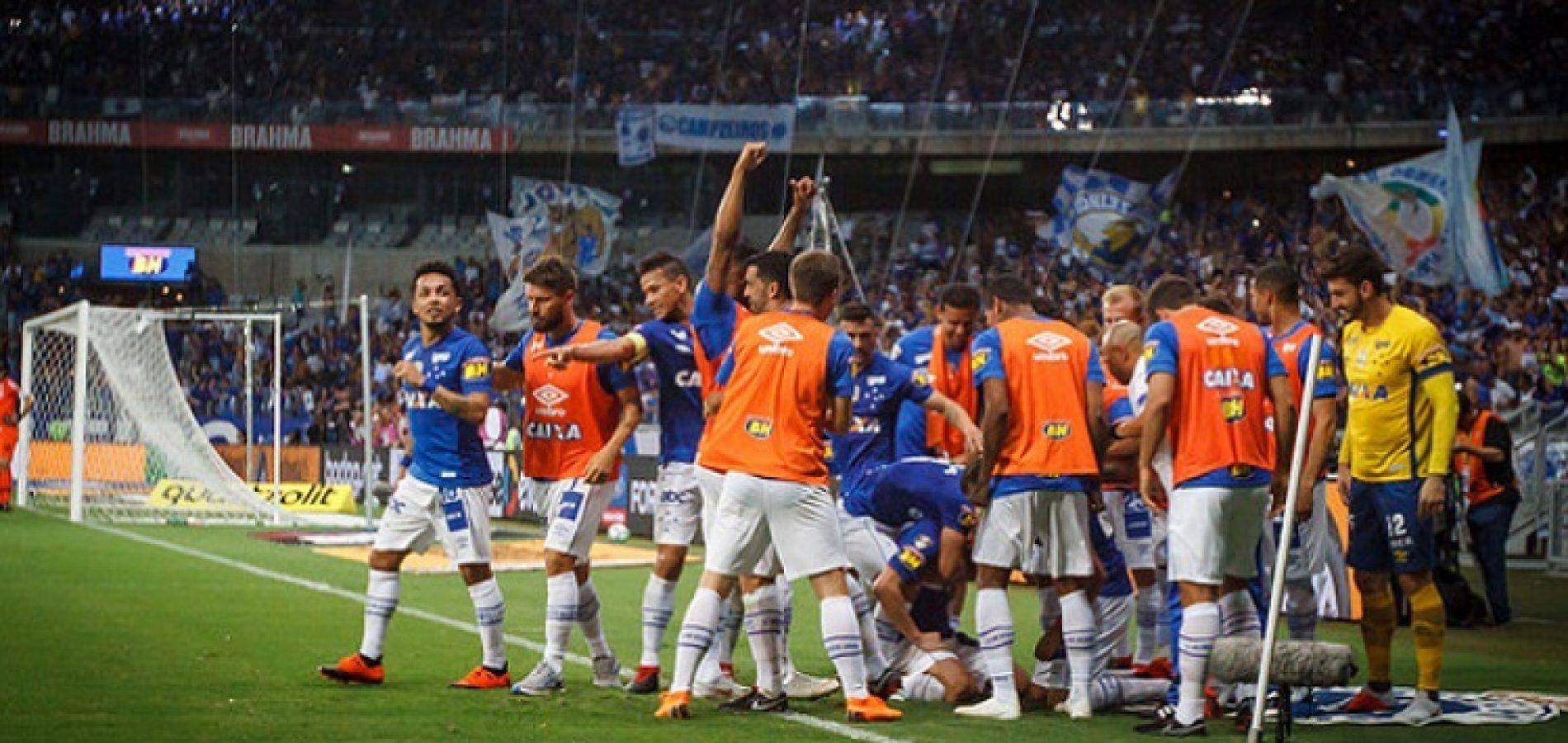 Copa do Brasil; Corinthians perde do Cruzeiro no 1º jogo da decisão