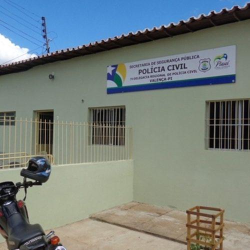 Suspeito que tentou estuprar mulher na frente de criança é preso em Valença do Piauí
