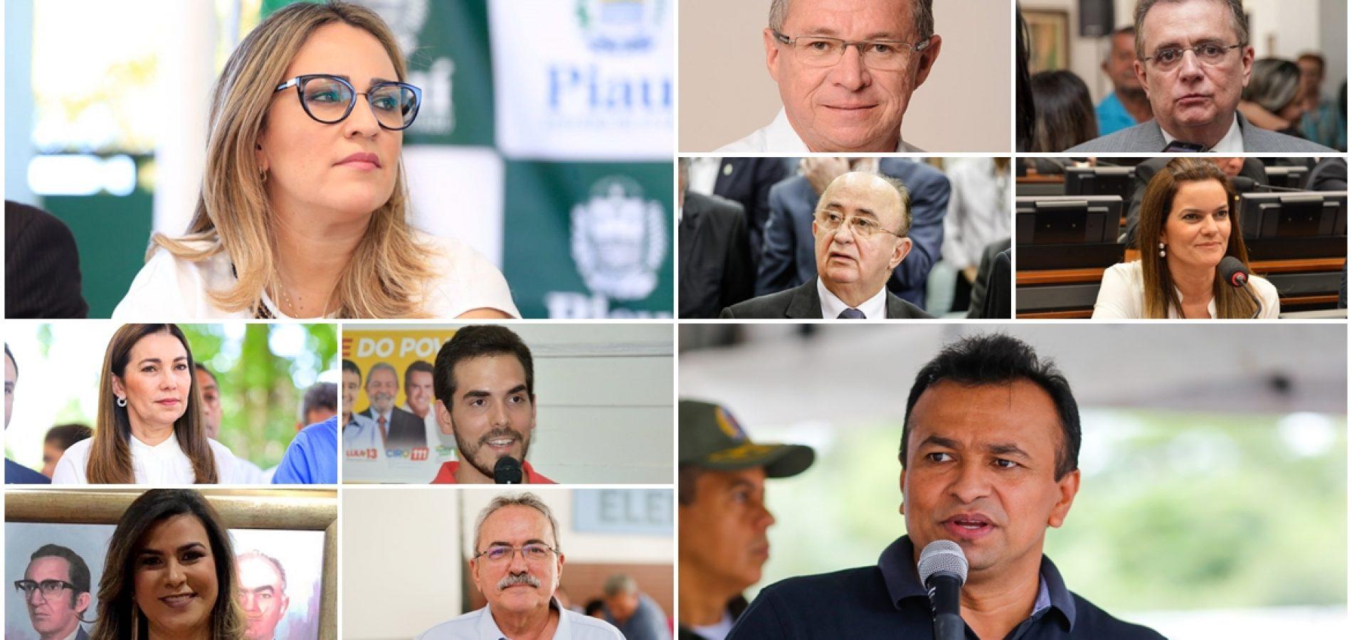Veja os candidatos eleitos para deputado federal do Piauí