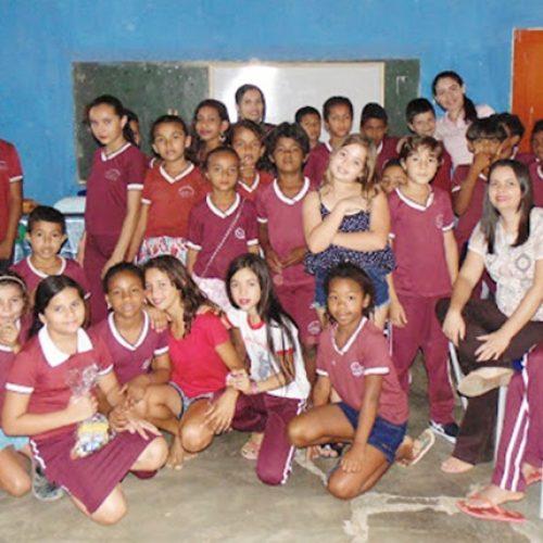 SIMÕES | Escola Padre José Medeiros realiza culminância do projeto Semana da Criança