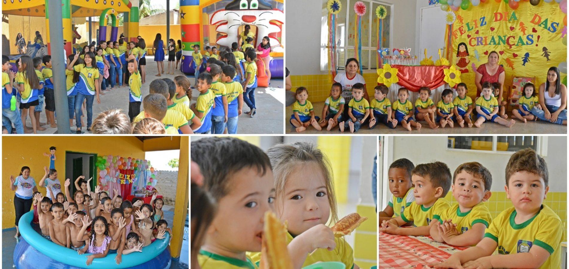 Escolas comemoram o Dia das Crianças em Belém do Piauí; veja fotos