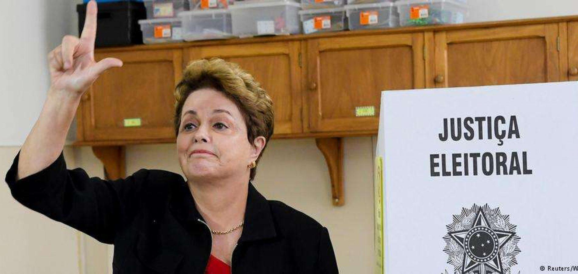 Dilma perde eleição para o Senado em Minas Gerais