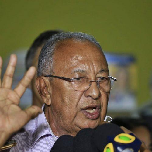 Dr. Pessoa diz a Evaldo que não vai ceder chefia do Solidariedade