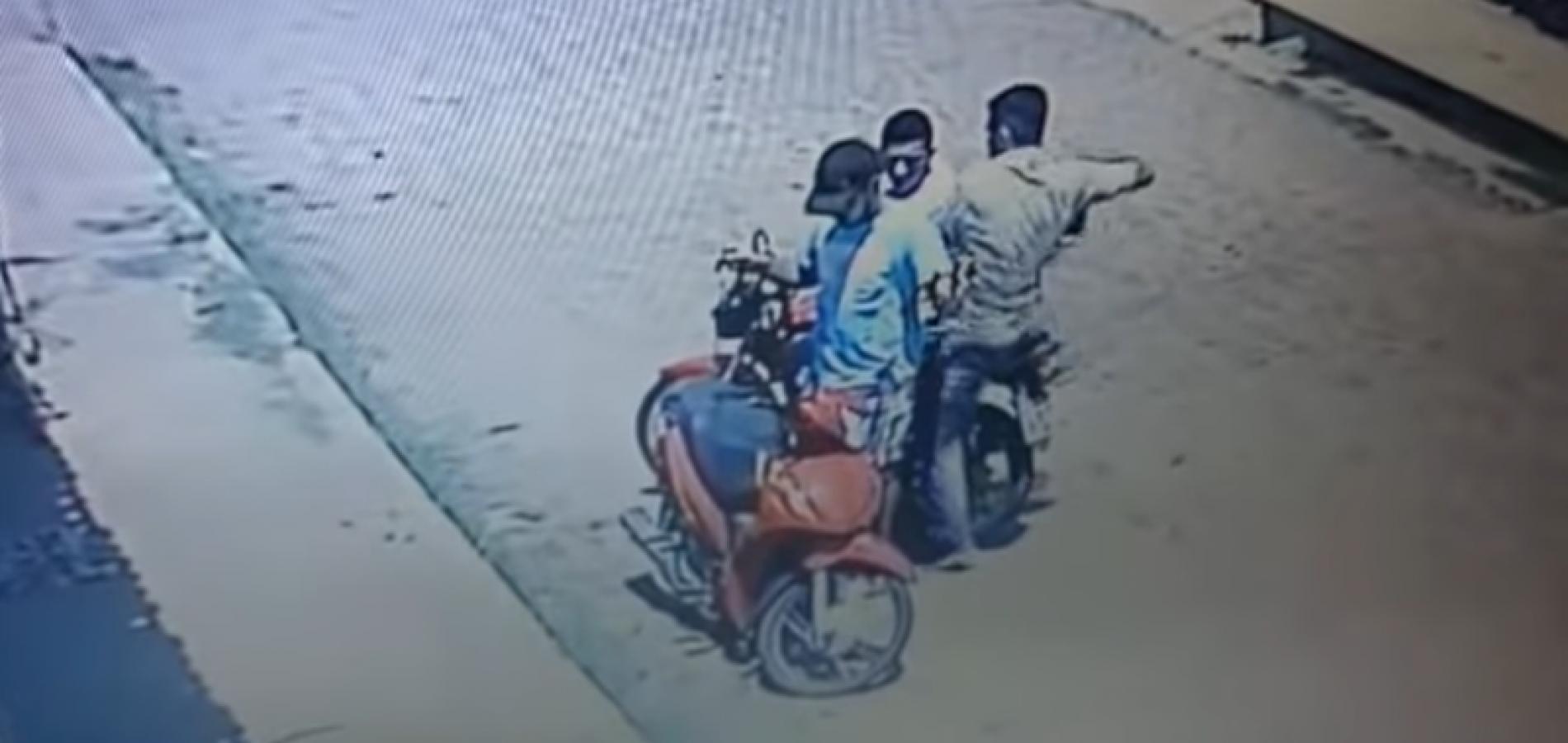Dupla armada com revólver faz diversos assaltos no Piauí
