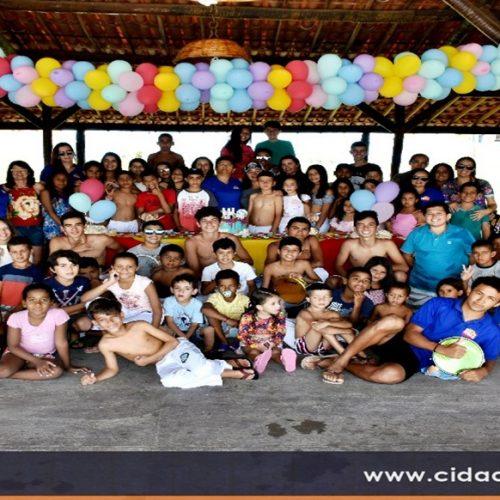 Prefeitura de Francisco Macedo promove dia de lazer em alusão ao Dia das Crianças; veja fotos