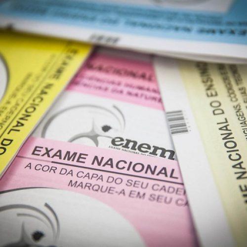 Correios recebe provas do Enem 2018 para distribuição