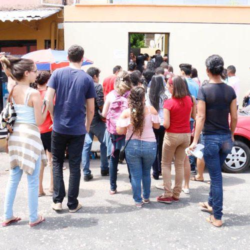 Enem; portões serão fechados ao meio dia no Piauí