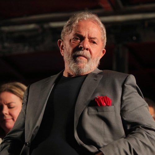 Lula discute com a juíza Gabriela Hardt no começo da audiência