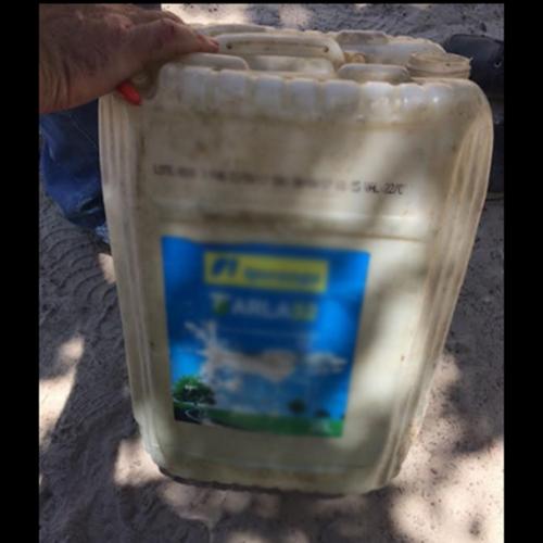 Trabalhadores que bebiam água em galões de combustível são resgatados no Piauí