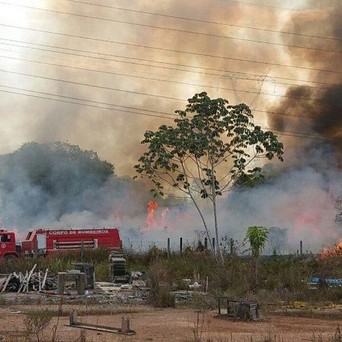Campanha da ANEEL alerta para risco de incêndios perto de linhas de transmissão