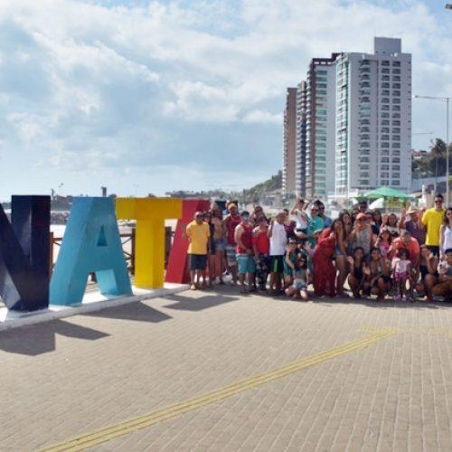 Joelma Viagens leva grupo turistas do Piauí para Natal-RN; veja fotos