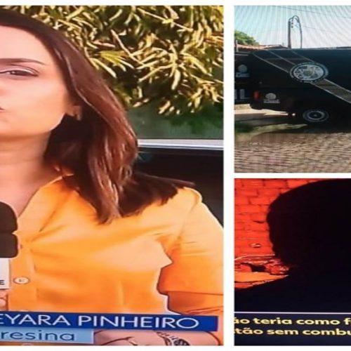 Jornal Nacional mostra a falta de combustível em viaturas da Polícia Civil do Piauí