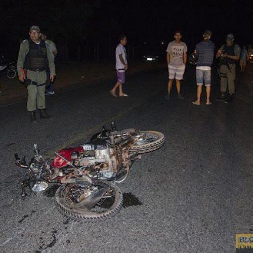 Comerciante morre após colidir contra caminhão no Piauí