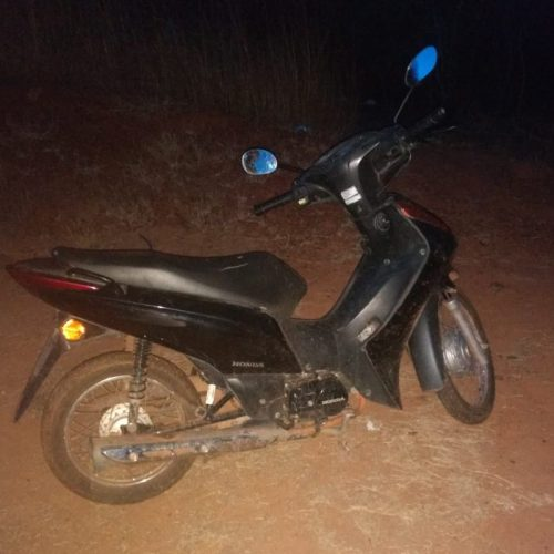 Adolescente é apreendido por roubo de moto na cidade de Picos