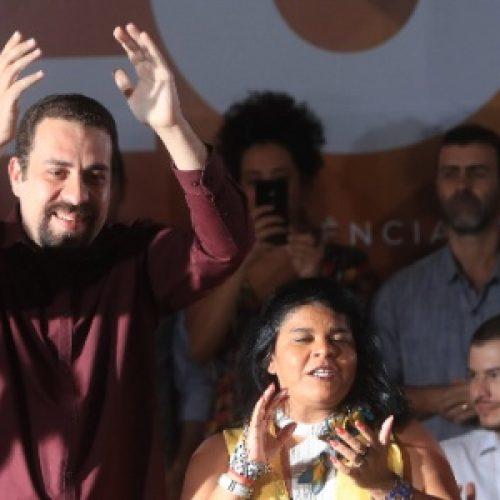 PSOL declara apoio à candidatura de Fernando Haddad e Manuela D'Ávila