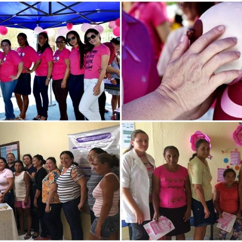 SÃO JULIÃO   Gestão de Dr. Jonas promove Campanha 'Outubro Rosa' com ações de saúde para as mulheres