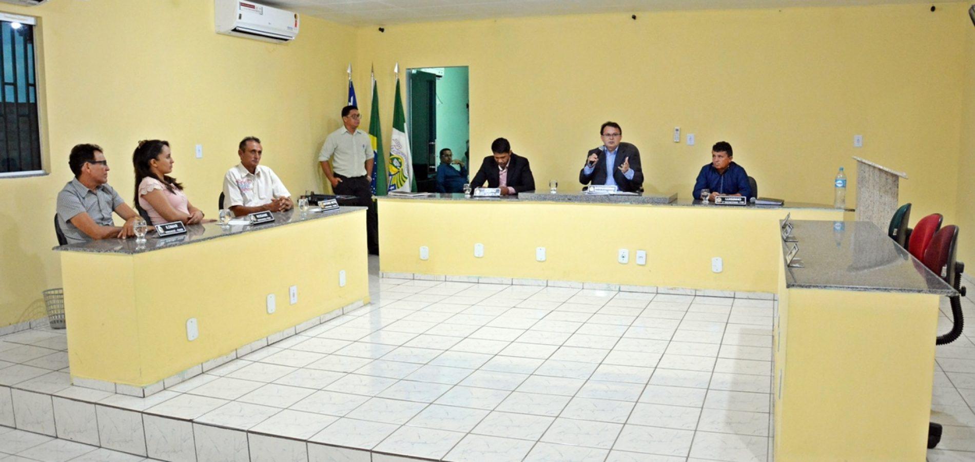 Câmara de Belém do Piauí aprova Moção de Pesar pela morte de ex-vereador
