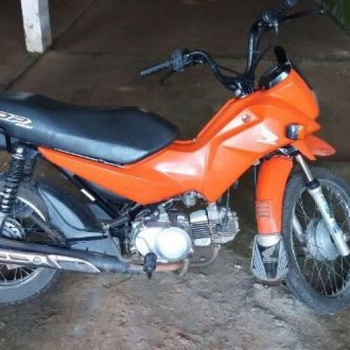 Em Picos, polícia faz alerta sobre série de assaltos cometidos por homem em Pop 100 laranja