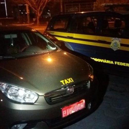 "No Piauí PRF apreende R$ 100 mil e suspeito ""avisa"" candidato"
