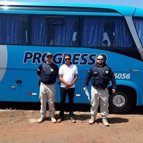 Operação é montada a fim de identificar veículos com menores sem documentação nas BRs de Picos
