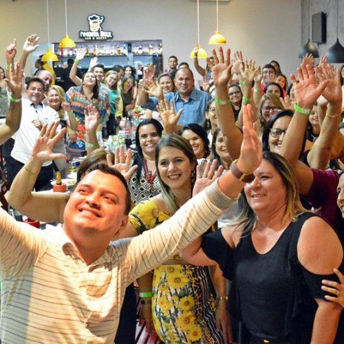 GEMINIANO | Educação comemora o Dia do Professor. Veja fotos!