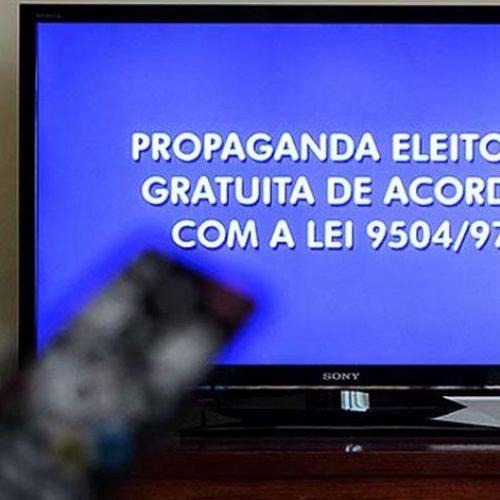 TSE divulga tabela para divisão do tempo de propaganda; 10 partidos ficam de fora