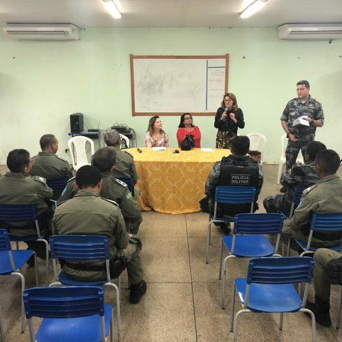 PM realiza reunião para garantir segurança nas eleições em Picos