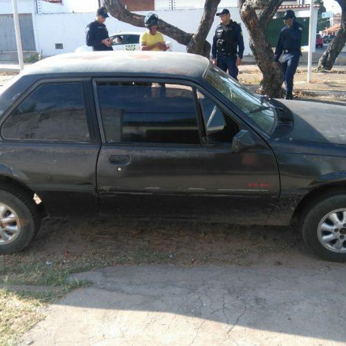 Guarda Municipal recupera carro roubado no Piauí