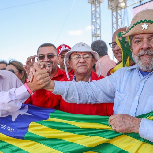 Justiça determina que Wellington Dias retire propaganda com Lula