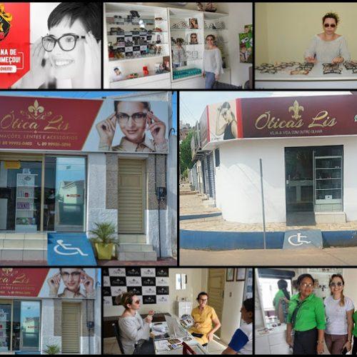 FRONTEIRAS | Óticas Lis é referência em qualidade de acordo com o CROO – PI
