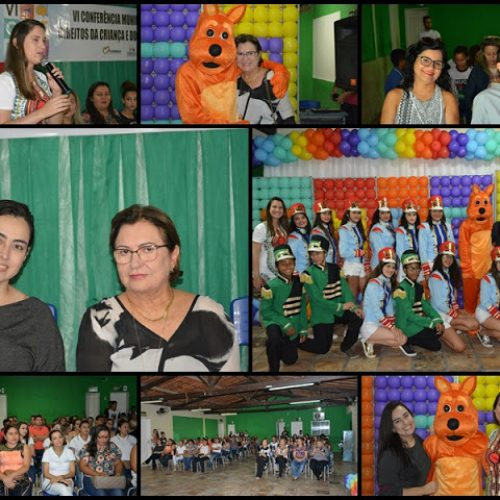 VI Conferência dos Direitos da Criança e do Adolescente é realizada em Fronteiras