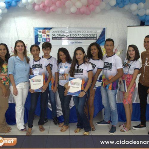 Caridade do Piauí realiza a 7ª Conferência Municipal dos Direitos da Criança e do Adolescente