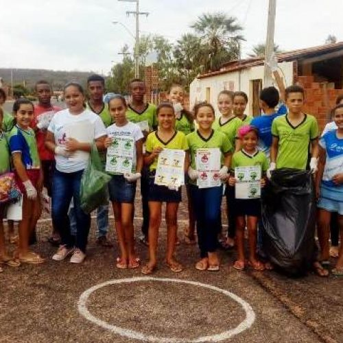 Vera Mendes promove mobilização contra o mosquito Aedes Aegypti